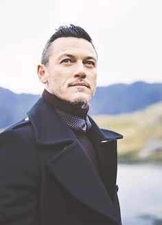 Luke Evans. Swoon.