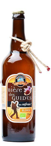 Bière des Guides | Brasserie des sources de Vanoise