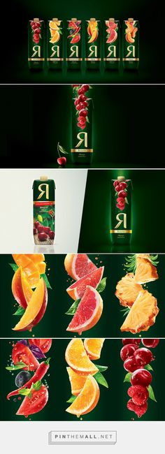 Ya #Juice #packaging #redesigned by Wellhead - http://www.packagingoftheworld.com/2015/06/ya-re-designed.html