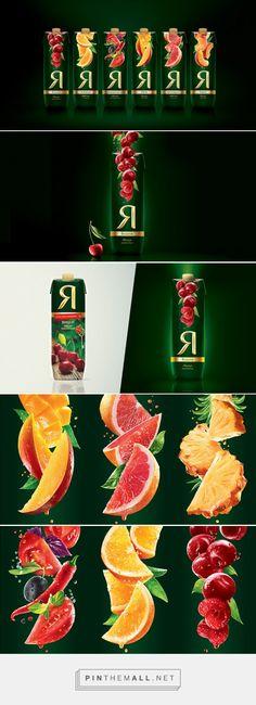Ya #Juice #packaging #redesigned by Wellhead - http://www.packagingoftheworld.com/2015/06/ya-re-designed.html