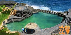 La Palma Island, Canary! 16 Photos of Sun Sea Beaches in La Palma You Can't Miss! Holidays in La Palma Island? www.lapalmanatural.com Enjoy La Palma! Beaches, Spain, Island, Holidays, Outdoor Decor, Photos, Palms, Tourism, Holidays Events