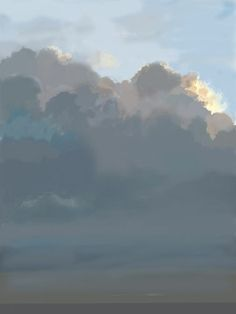 """iPad painting by Art League instructor Bobbi Pratte. """"Art on the Go … With Your iPad"""" workshop is April 27."""