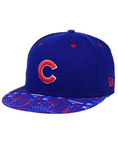New Era Chicago Cubs Geo 59FIFTY Cap
