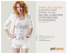 You are the Queen of Your Life, Happy Ladies! https://www.facebook.com/get.happy.shirts
