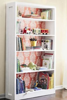3 Fun Ideas For Your Kids' Bookshelves - Hack Your Bookcase