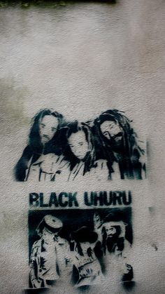 Black Uhuru are a Jamaican reggae group formed in 1972, initially as Uhuru (Swahili for 'freedom'). The group has undergone several line-up changes over the years, and had their most successful period in the 1980s, with their album Anthem winning the first ever Grammy Award for Best Reggae Album in 1985.
