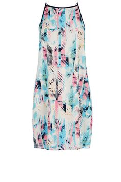 All | Other SILK ABSTRACT CAMI DRESS | Warehouse