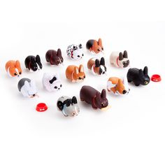 Bark Bark! Labbit is headed to the doghouse with Kidrobot's brand new Kibbles and Labbits Blind Box Vinyl Mini Series! This series is inspired by all of your fa