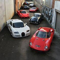 What do you prefer? #ferrari #bugatti #lamborghini #mercedes #mclaren #supercar #dubai #london #automotive #auto #speed #classic #carporn #lux #luxury #gentleman #lifestyle #badass #fashion #magazine : @rmsothebys