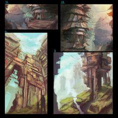 Art of Tris Baybayan
