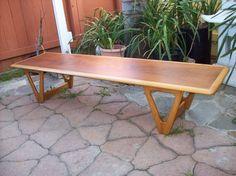 Vintage Coffee table by Lane