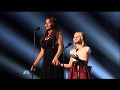 Jackie Evancho & Sarah Brightman -Time to Say Goodbye- on America's Got Talent FINALE - YouTube.flv - YouTube