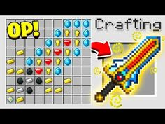 Minecraft Tips, Minecraft Tutorial, Minecraft Designs, Minecraft Creations, How To Play Minecraft, Cool Nerf Guns, Mojang Minecraft, Crafting Recipes, Thing 1