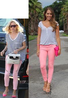 Todays Everyday Fashion: Stripes - Js Everyday Fashion