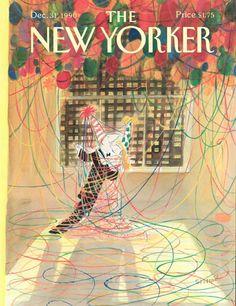 """Portada de """"The New Yorker"""", 31 de diciembre de 1990"""