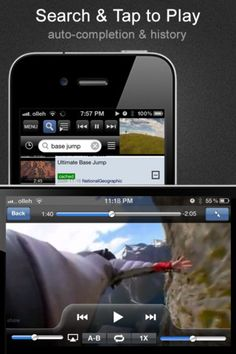 Great Youtube App: FoxTube for Free here available for iPhone, iPad and iPod touch: Download free here >> http://www.iappsclub.com/2012/10/FoxTube-iPhone-iPod-download-free.html#.UHDDGk1rh1w