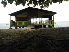 Capurgana Panama Gazebo, Outdoor Structures, Cabin, America, House Styles, Home, Decor, Brazil, Kiosk