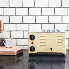 Rowlett Rutland - Britische Toaster mit Retro-Charme