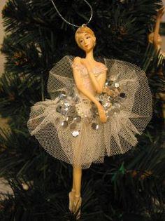 BALERINA - BALETNICA ozdoba choinkowa Christmas Ornaments, Holiday Decor, Home Decor, Dancing Girls, Xmas Ornaments, Homemade Home Decor, Christmas Jewelry, Christmas Baubles, Decoration Home
