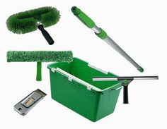 Window Cleaning and Equipment