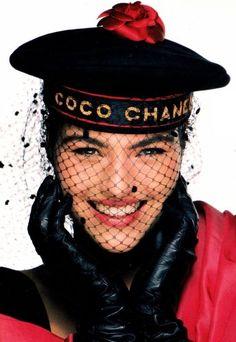Chanel: the Eighties Chanel Fashion, 80s Fashion, Couture Fashion, Fashion Brands, Vintage Fashion, Vintage Chanel, Karl Lagerfeld, Michaela Bercu, Estilo Coco Chanel