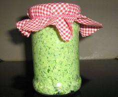 Rezept Bärlauch-Feta-Brotaufstrich von cggf - Rezept der Kategorie Saucen/Dips/Brotaufstriche