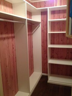 Cedar lined closet by Closets by Design-Nashville