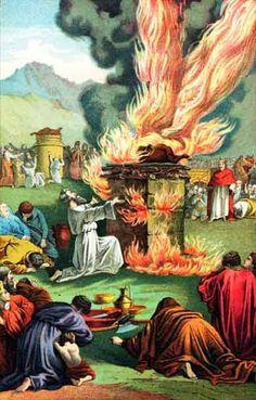 預言者エリヤ  Prophet Elijah  先知以利亞