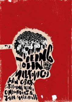 Being John Malkovich by Peter Strain