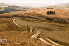 Tuscany love by TizianoPieroni #landscape #travel