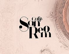 """Check out new work on my @Behance portfolio: """"Caffe San Remo"""" http://be.net/gallery/66597503/Caffe-San-Remo"""