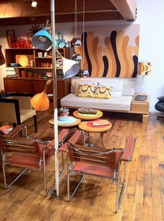 just the right amount of mid century goodness