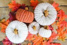 Herringbone Pumpkins Crochet Pattern by Yarn Society Crafts To Make, Diy Crafts, Fall Projects, Herringbone, Knit Crochet, Crochet Earrings, Crochet Patterns, Pumpkins, Knitting