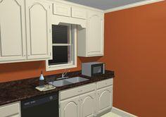 orange walls | ... wall or trim/chair rail...Please help!-kitchen-color-3-carm-orange