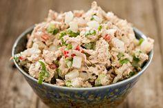 Salata cu ton si orez pentru pranz sau cina - Foodstory.stirileprotv.ro