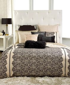 CLOSEOUT! INC International Concepts Prima Bedding Collection - Duvet Covers - Bed & Bath - Macy's
