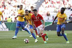 Benfica 2 - 1 Estoril : Jonas Contra o Apagão - Red Pass