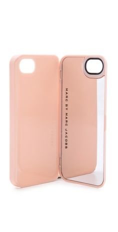 Marc by Marc Jacobs Standard Supply Compact Mirror iPhone 5 Case | SHOPBOP