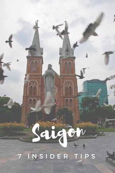 Things to do in Saigon as recommended by insiders and city lovers! Discover Saigon off the beaten track!