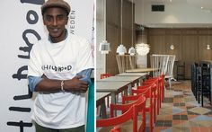 Favorite Hotel Restaurants - Marcus Samuelsson: Grand Hotel, Stockholm; The Line, Los Angeles
