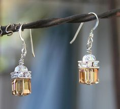 Handmade Sterling Silver Wire Wrapped by DebraLorraineDesigns