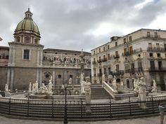 Piazza Pretoria/ Piazza della vergogna, Palermo