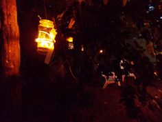 DYI iluminación nocturna