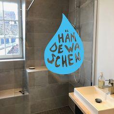 Hände waschen – SILBENSALON