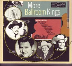 CD REVIEW: More Ballroom Kings. In many ways, this single CD release is a tribute to Bob Jones, mastering engineer for Decca and Pye then, later, Ace, Charly and Bear Family. Jones launched his own label, Detour, which was known for its attention to detail. In memory of Jones, Bear Family has decided to reissue a number of Detour albums, which originally appeared on vinyl, including this example www.theaudiophileman.com