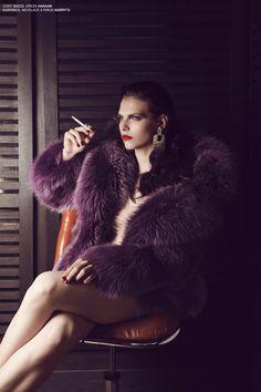 Simply Fabulous minus the cigarette :-)