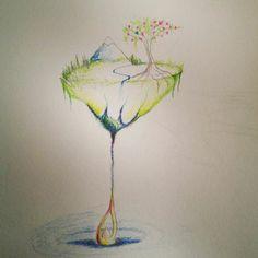 Drawing ( 2013 ) by Birgitte Miljeteig