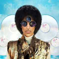 Art Official Age (2014) - Finally, the 37th full-length studio album from Prince—Art Official Age.  Featuring a Dave Chapelle-fronted single release in the lead-up, and a tri-spectacled Prince on the final cover, Art Official Age more pertinently demonstrates that years and albums down the line, he can still make you move as easily as he can move you. Art Official Age will surely mark another era in Prince's evolution.