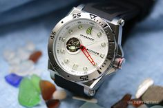 Spinnaker Overboard Automatic Watch