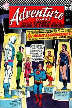 Adventure Comics V1 #354 (1967)